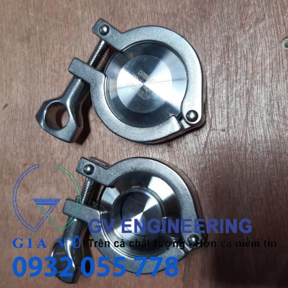 clamp inox