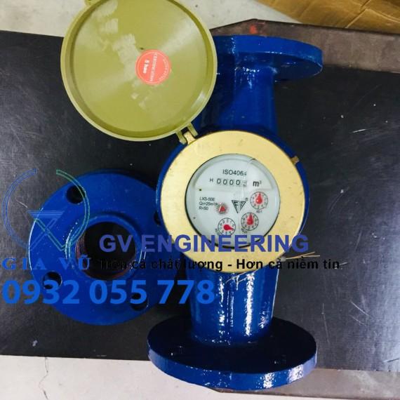 Đồng hồ nước sạch gang KOMAX