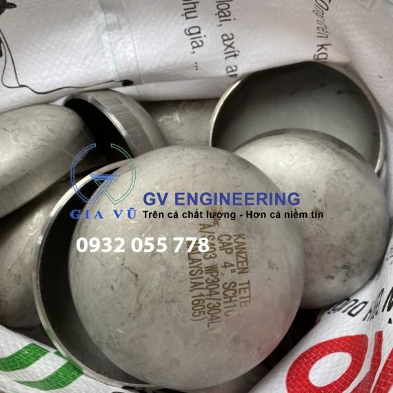 Cap welding - Chén hàn inox
